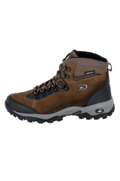lico wandelschoenen hoge trekkingschoenen milan bruin