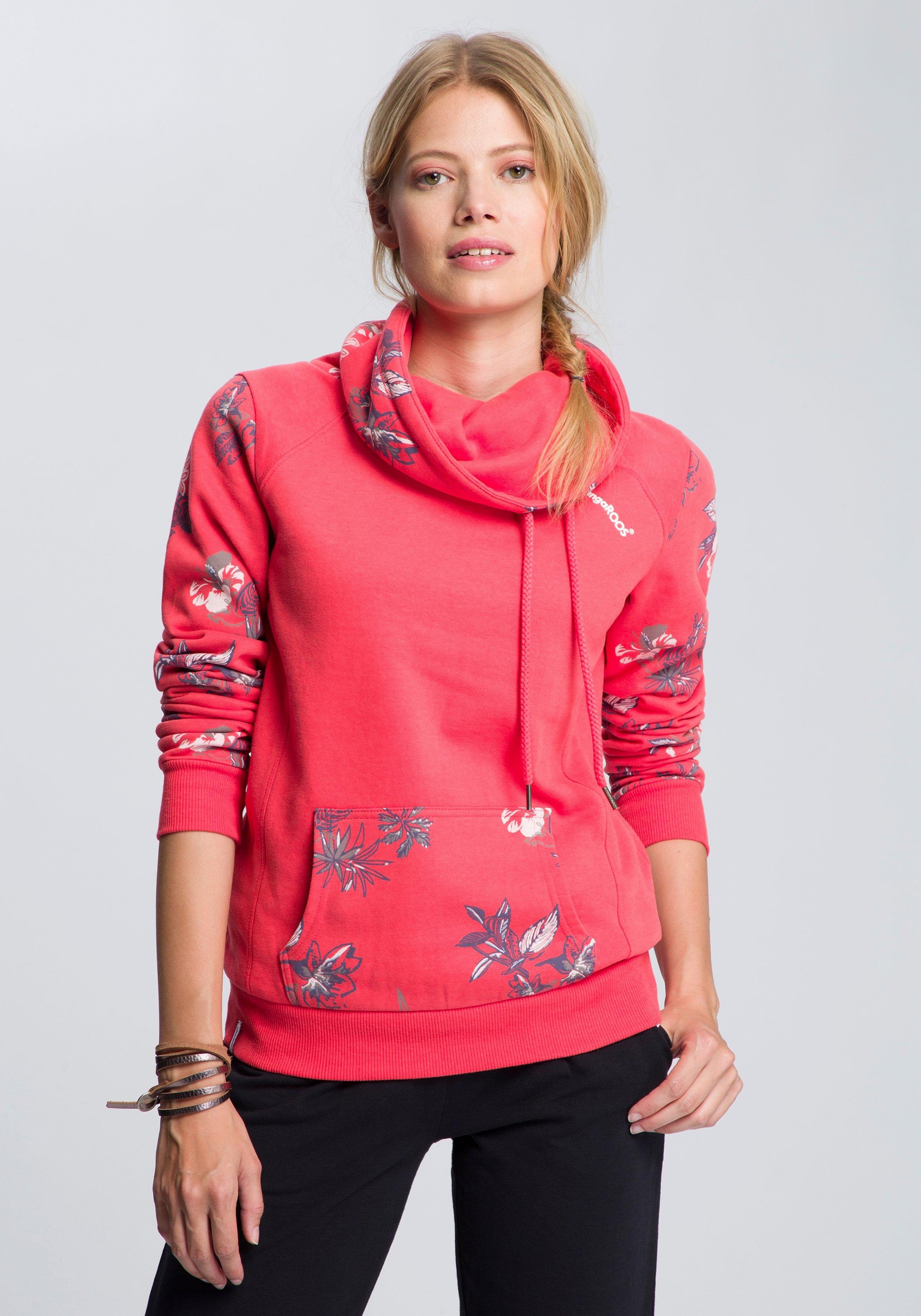 KangaROOS Sweater met grote col online kopen op otto.nl