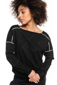 roxy sweatshirt zwart