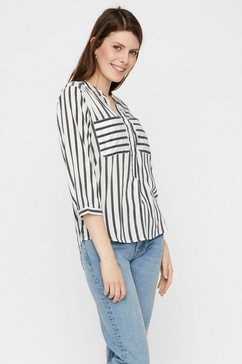 vero moda blouse zonder sluiting vmerika wit