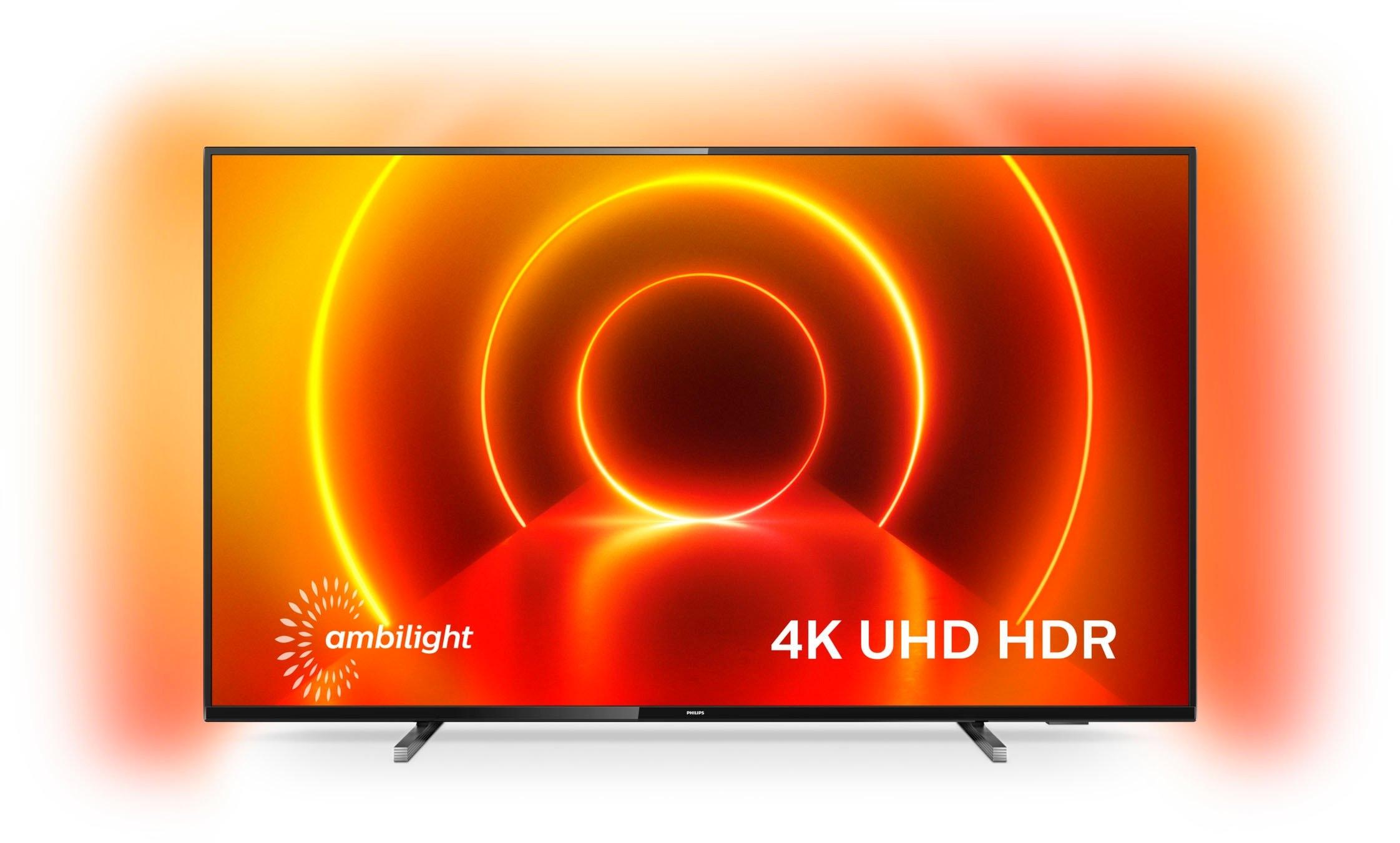 Philips LED-TV 55PUS7805/12, 139 cm / 55