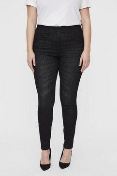 junarose skinny fit jeans zwart