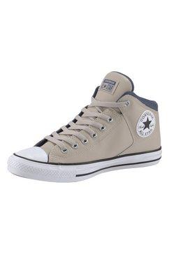 converse sneakers chuck taylor all star high street mid grijs