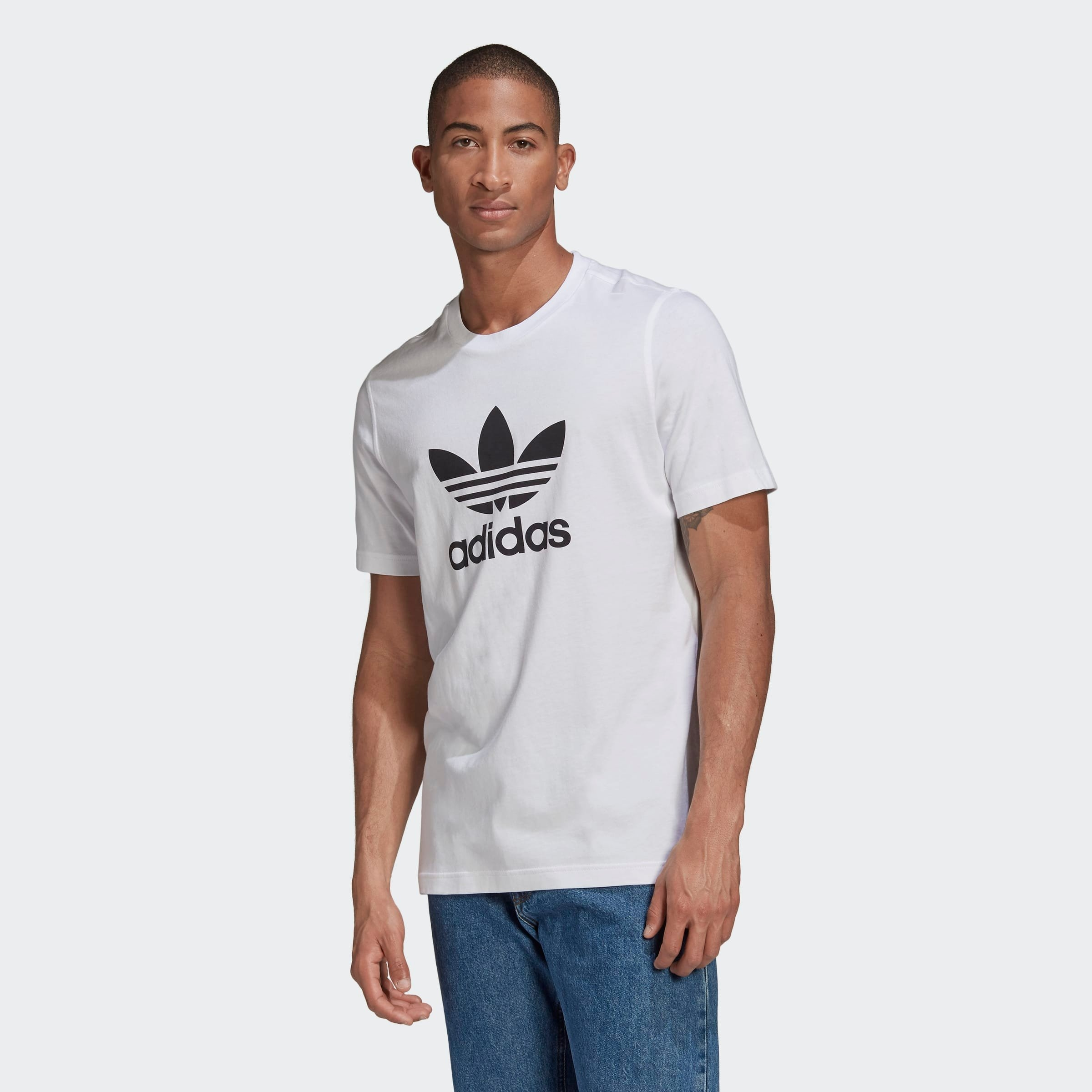 adidas Originals T-shirt ADICOLOR CLASSICS TREFOIL nu online kopen bij OTTO