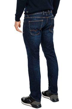 s.oliver 5-pocketsjeans blauw