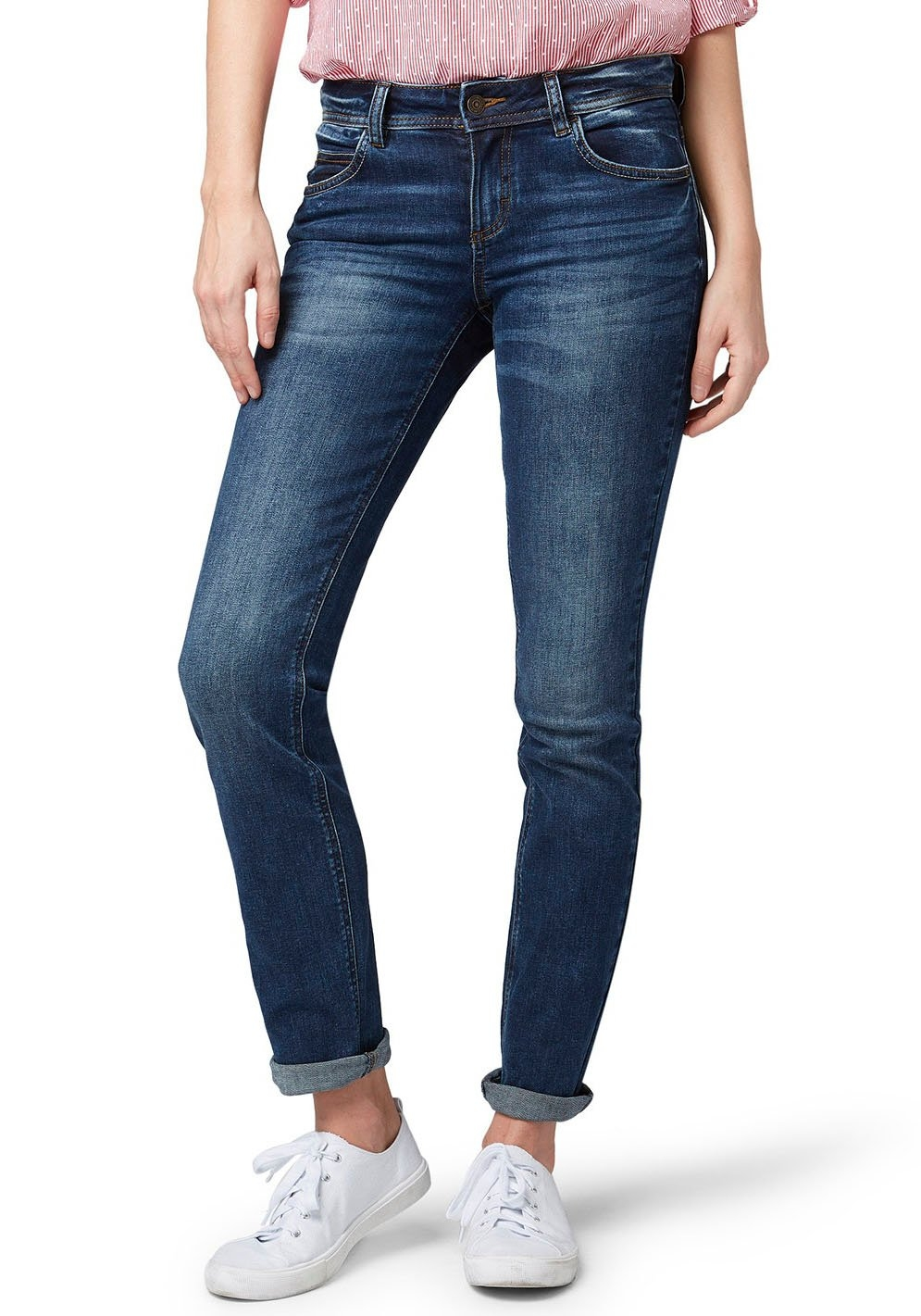 Tom Tailor straight jeans in recht
