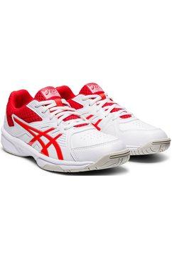 asics tennisschoenen »court slide« wit