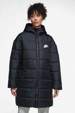 nike sportswear parka therma-fit repel classic series woman jacket zwart