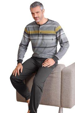 hajo pyjama grijs