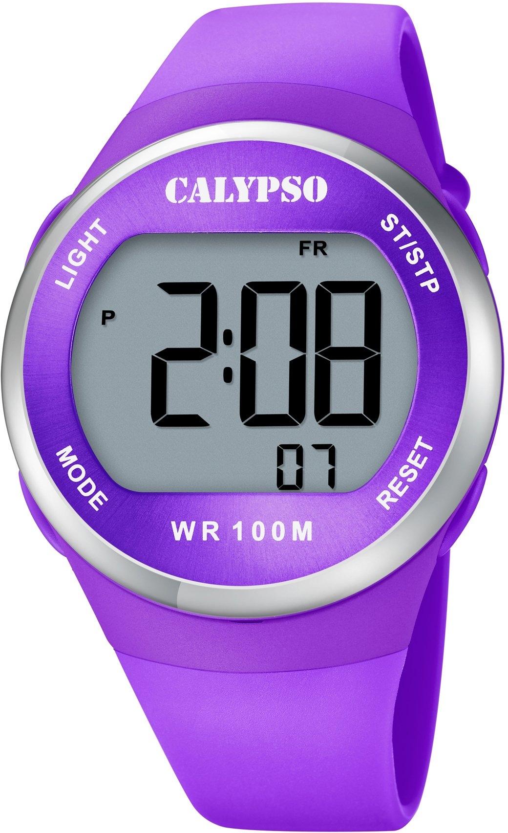 CALYPSO WATCHES chronograaf »Color Splash, K5786/6« nu online bestellen