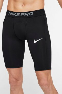 nike trainingsshort »men's long training shorts« zwart