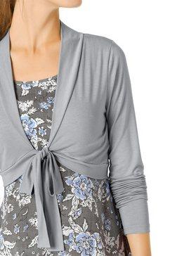 ashley brooke by heine shirtjasje grijs