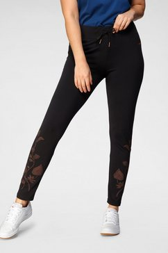 kangaroos functionele tights zwart