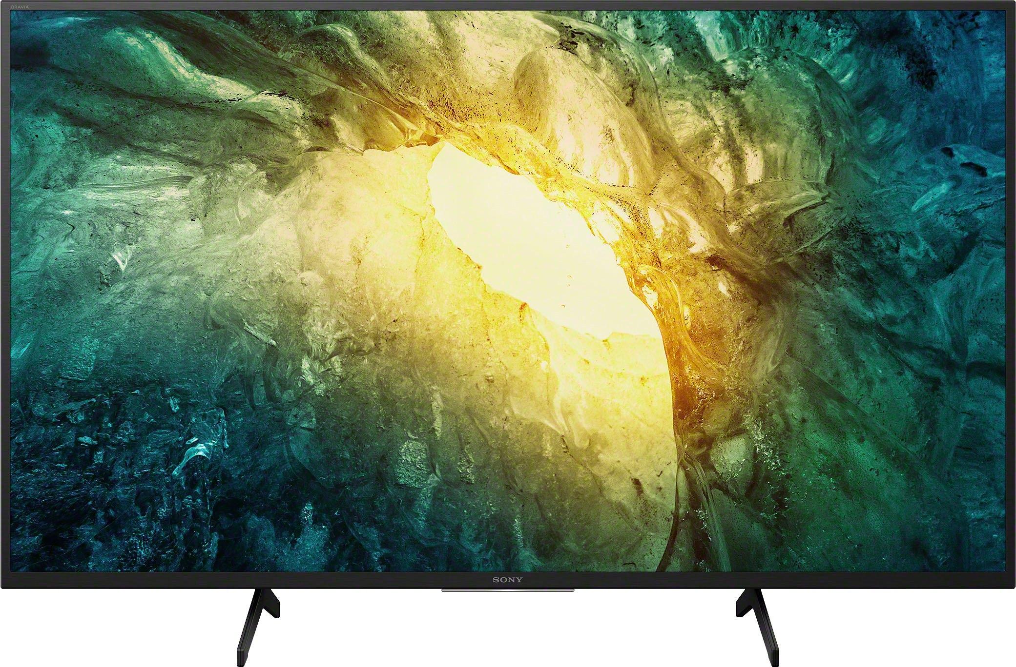 Sony LED-TV KD-49X7055, 123 cm / 49