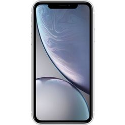 apple iphone xr 64gb smartphone (15,49 cm - 6,1 inch, 64 gb, 12 mp camera) wit