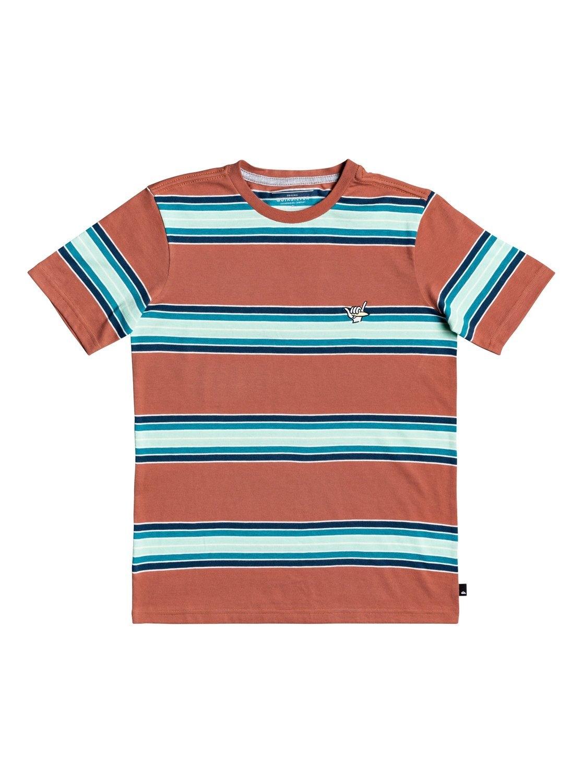 Quiksilver T-shirt »Coreky Mate« - gratis ruilen op otto.nl