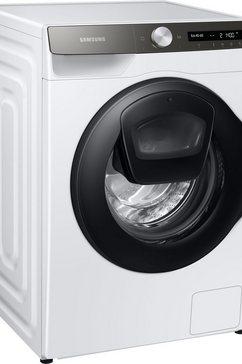 samsung wasmachine ww8et554aat, addwash™ wit