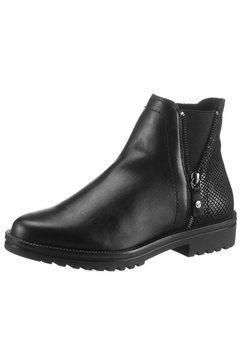 tamaris chelsea-boots »catrin« zwart