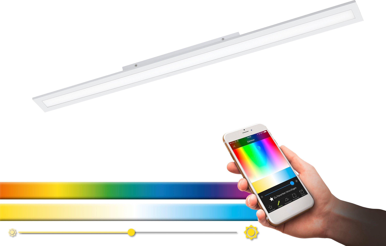 Op zoek naar een EGLO plafondlamp SALOBRENA-C EGLO CONNECT, bediening via app + afstandsbediening, BLE, CCT, RGB? Koop online bij OTTO