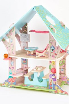 kaethe kruse poppenhuis magical forest clubhouse multicolor