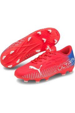 puma voetbalschoenen ultra 4.3 fg-ag jr rood
