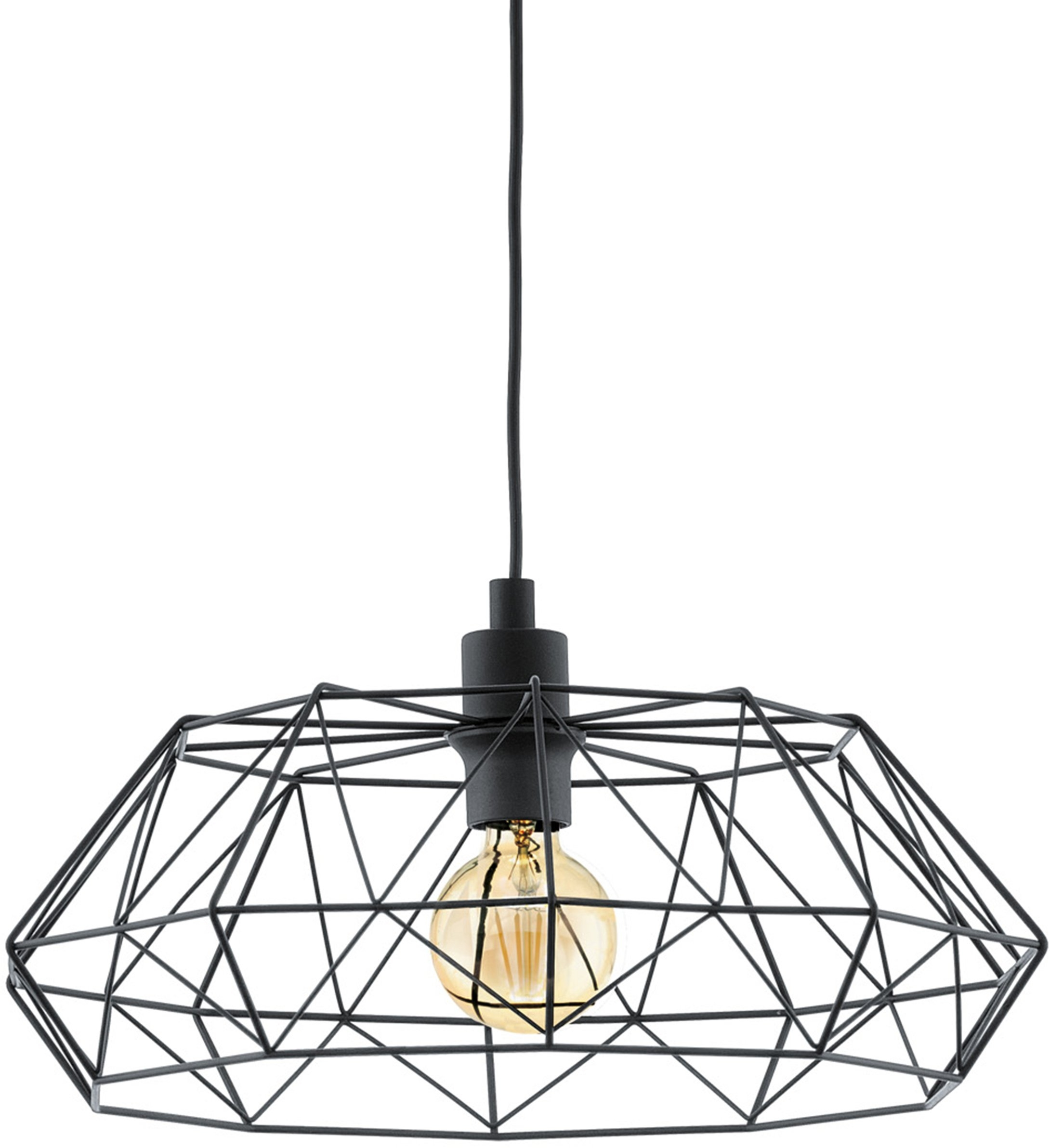 EGLO hanglamp »CARLTON 2«, bij OTTO online kopen