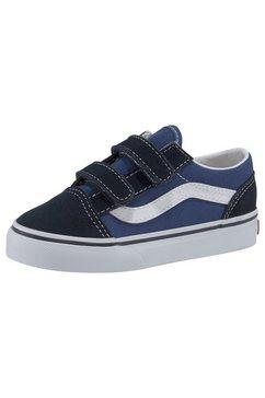 vans sneakers »old skool« blauw