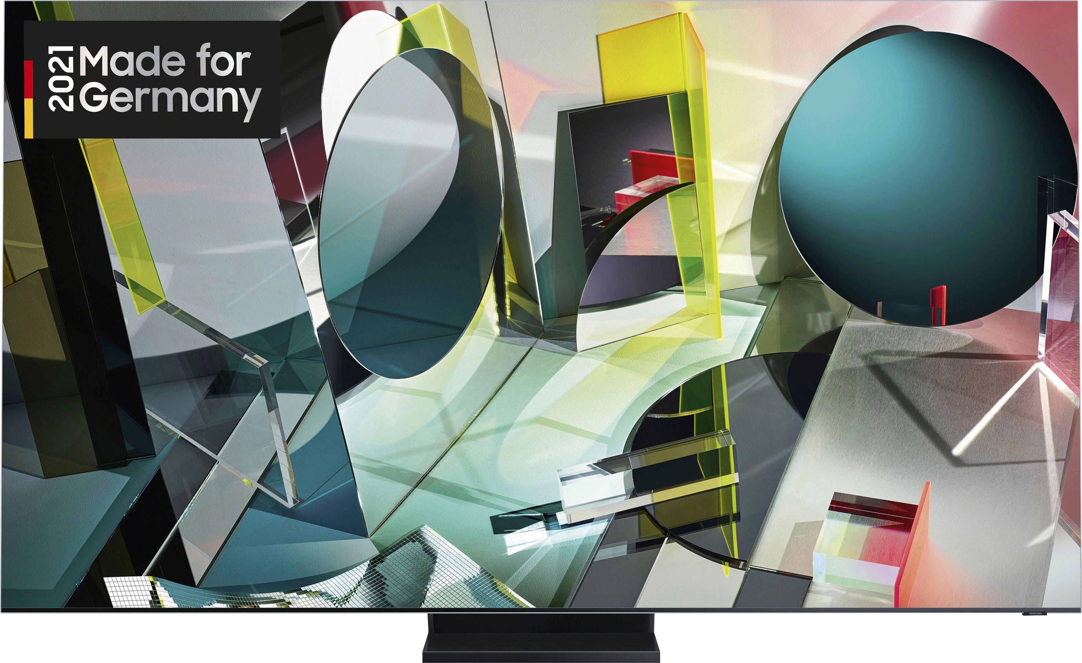 SAMSUNG GQ75Q950T QLED-televisie (189 cm / (75 Inch), 8K, Smart-TV veilig op otto.nl kopen