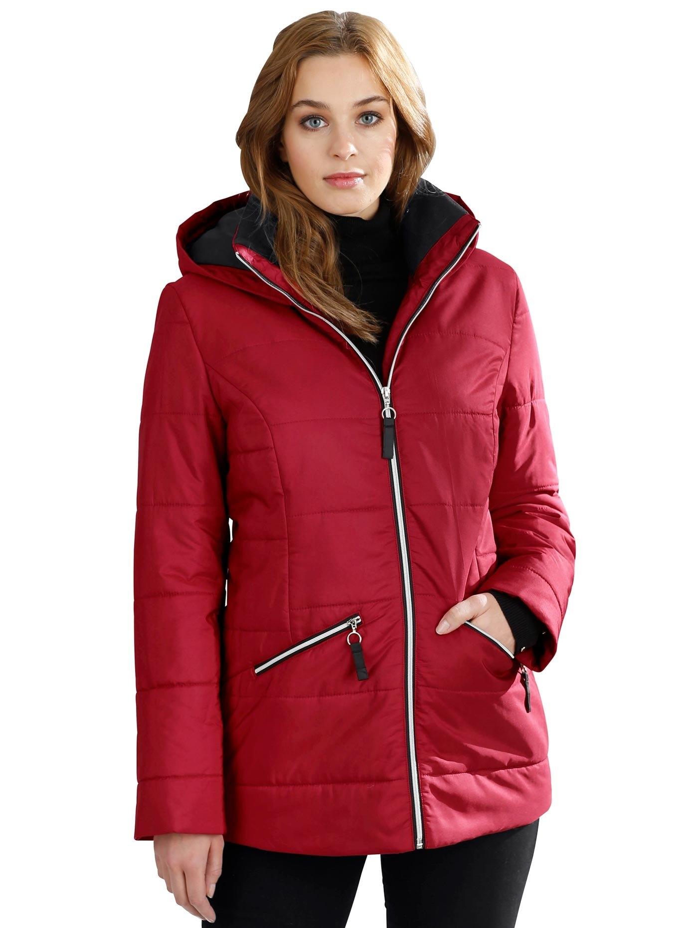 Classic Basics gewatteerde jas met beschermende staande kraag veilig op otto.nl kopen