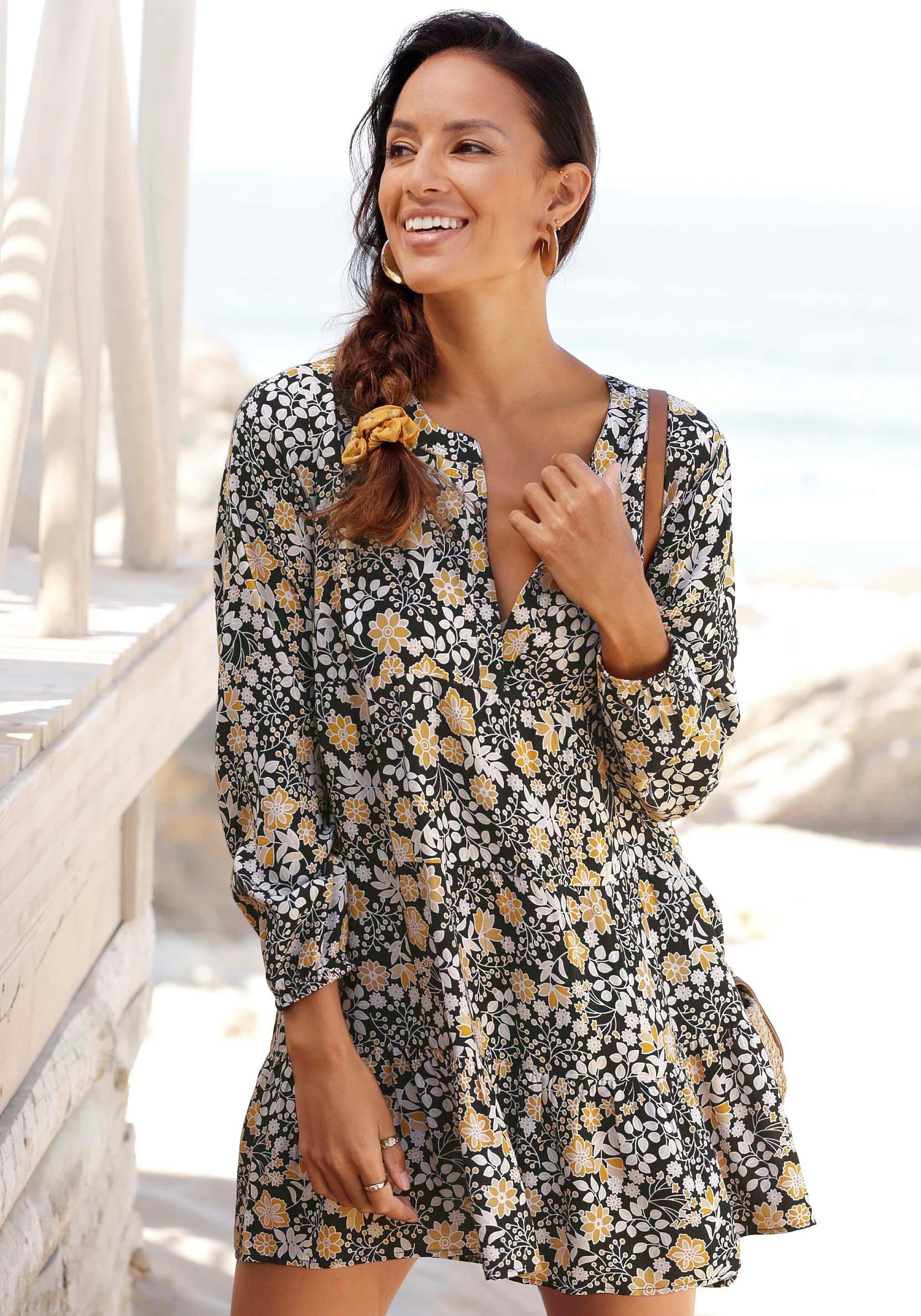 Lascana lange blouse - gratis ruilen op otto.nl
