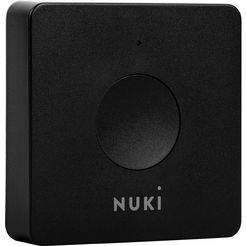 nuki »opener« button zwart