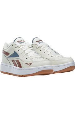 reebok classic sneakers »court double mix« wit