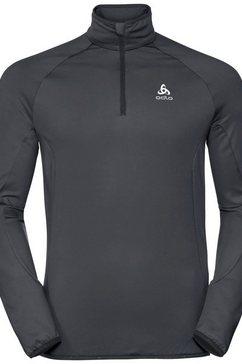 odlo functioneel shirt »carve light« grijs
