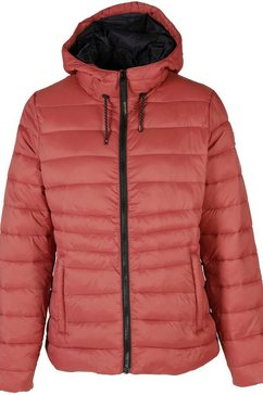 brunotti gewatteerde jas »maija« rood