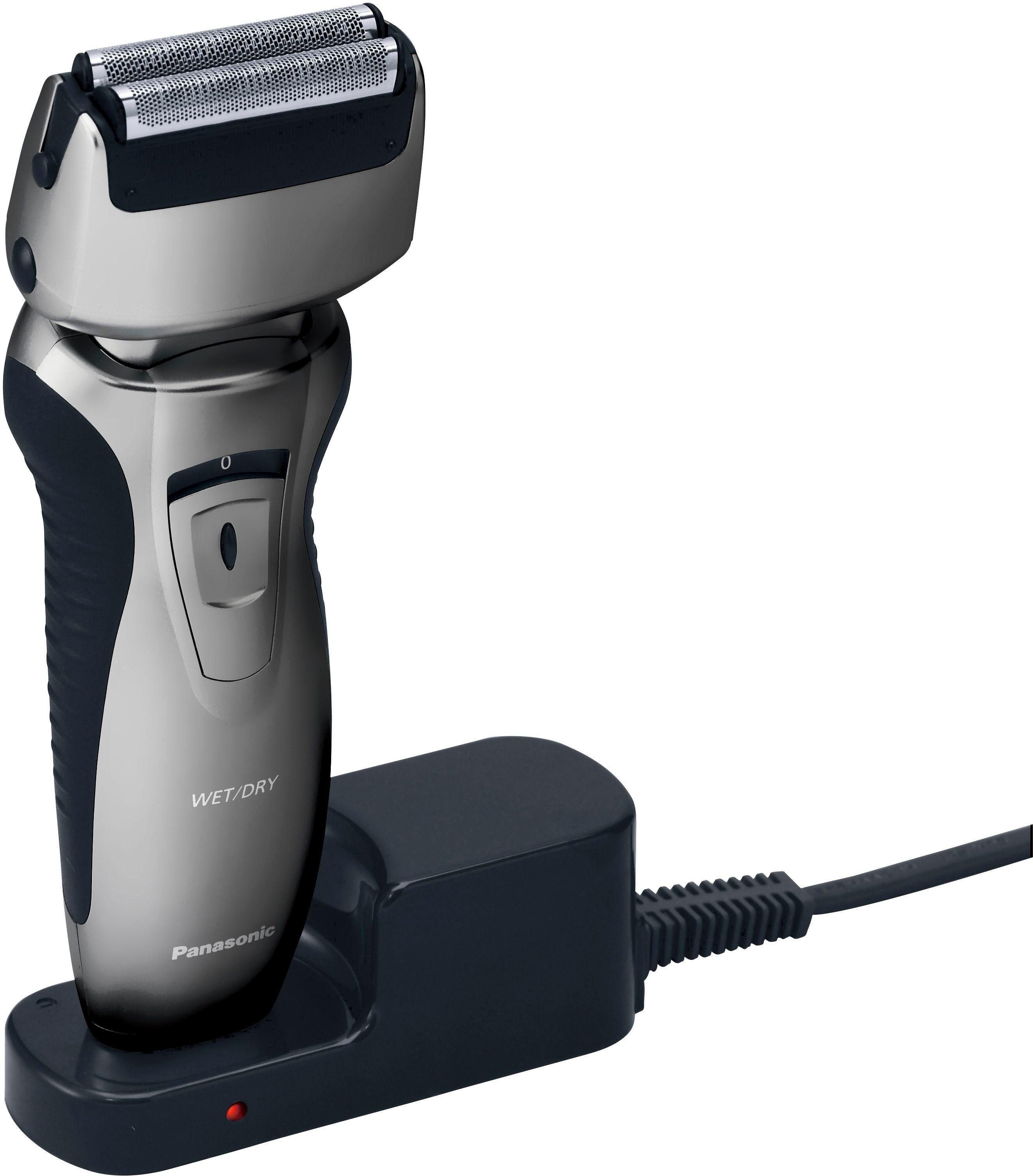 Panasonic elektrisch scheerapparaat ES-RW33-H503, aantal opzetstukken: 0, uitklapbare tondeuse voor lang haar nu online bestellen
