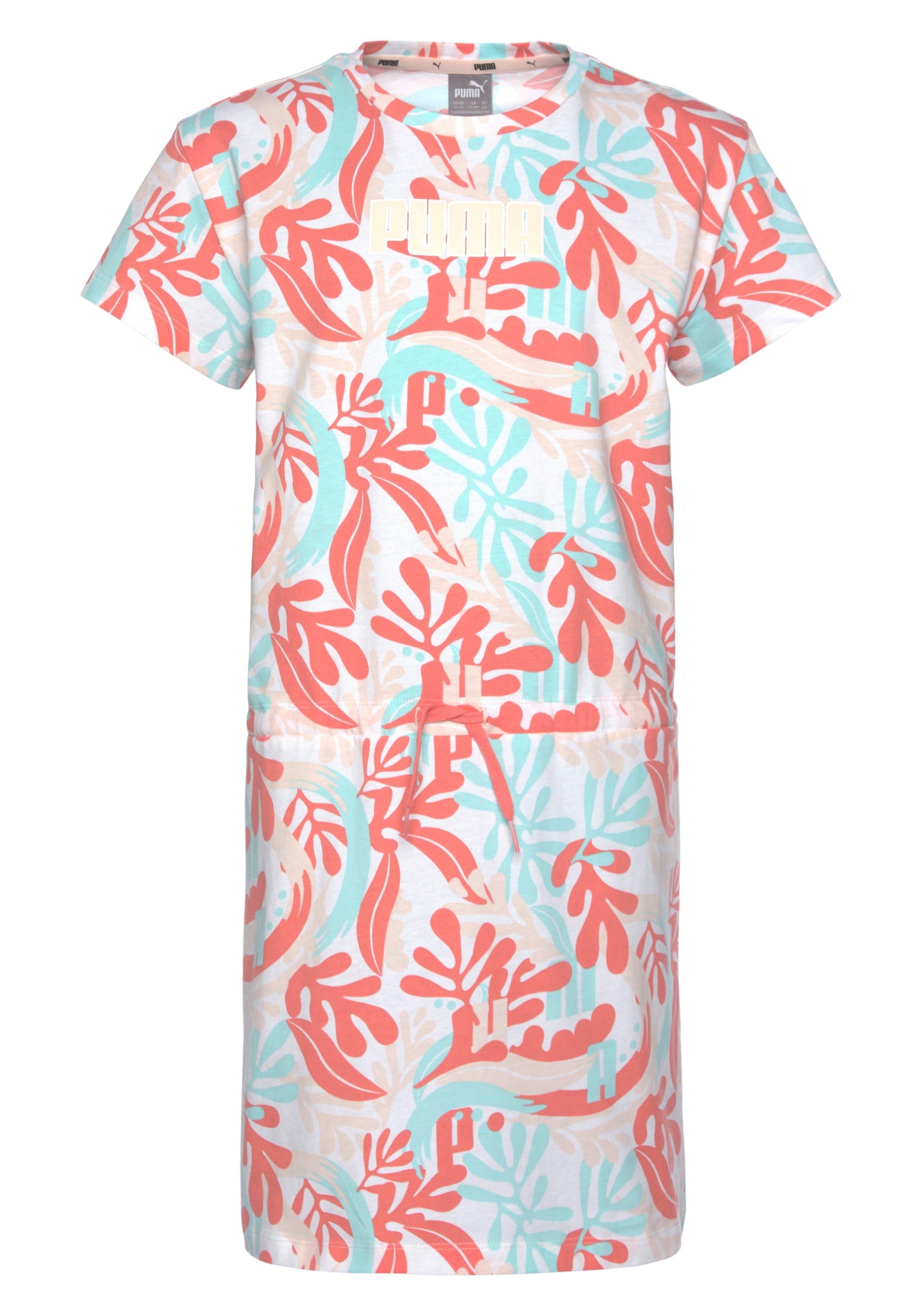 Op zoek naar een PUMA shirtjurk Alpha All Over Print Dress Girls? Koop online bij OTTO