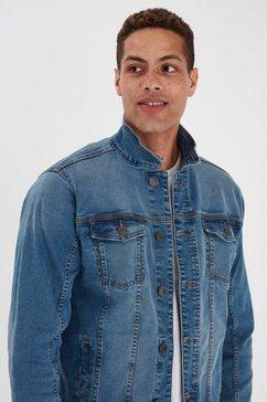 blend jeansjack blauw