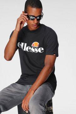 ellesse t-shirt »sl prado tee« zwart
