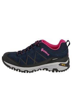 bruetting wandelschoenen »outdoorschuh kansas« blauw