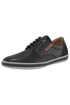 pantofola d´oro sneakers milazzo uomo low zwart