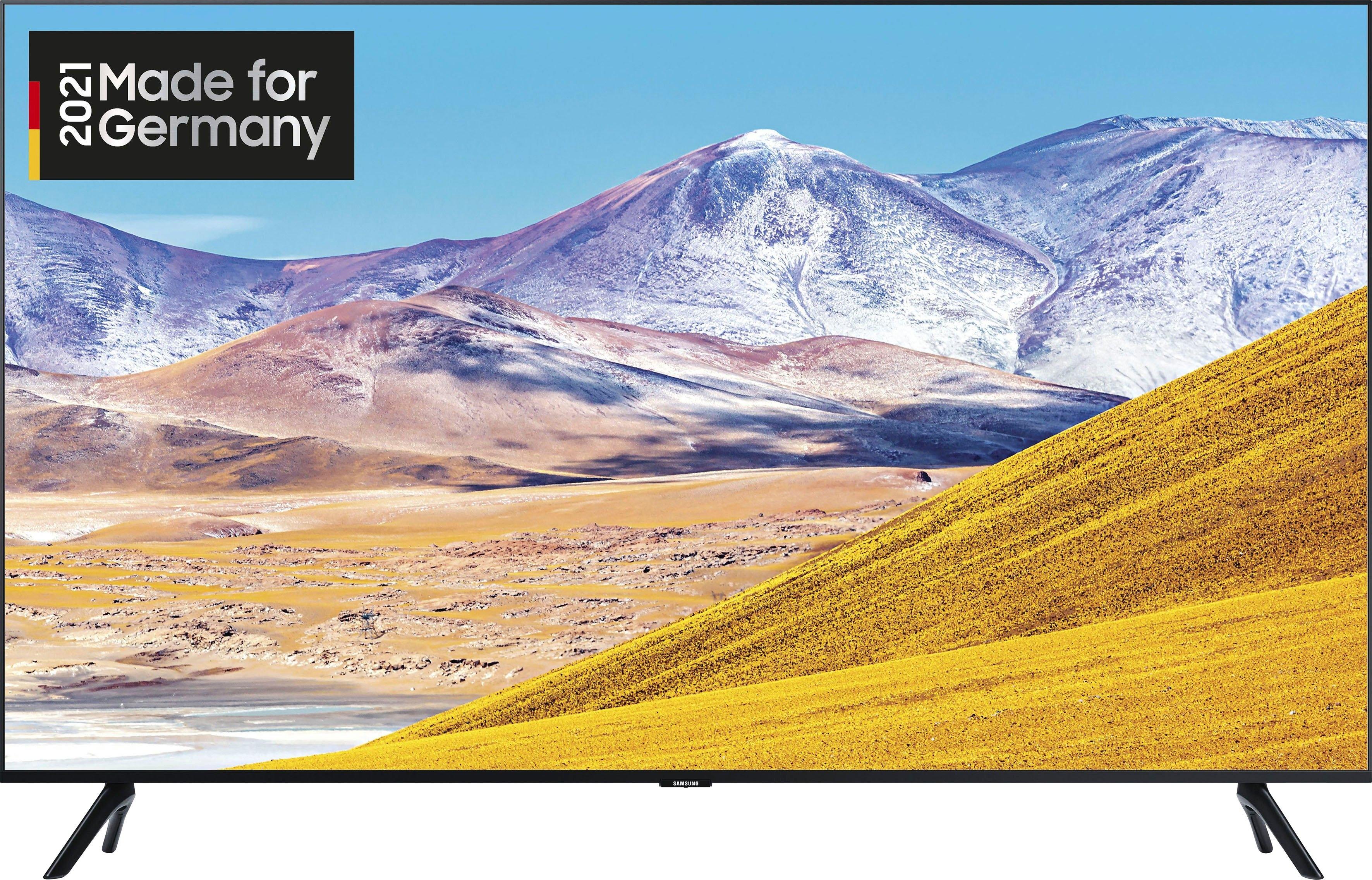 Samsung »GU50TU8079« LED-TV bestellen: 30 dagen bedenktijd