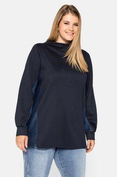sheego sweatshirt