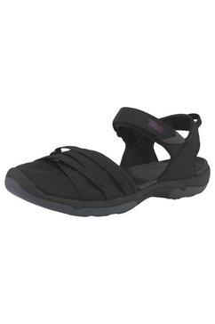 teva sandalen »tirra ct sandal w's« zwart