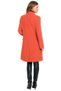 rick cardona by heine korte jas oranje