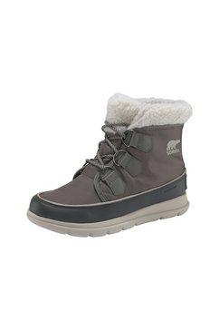 sorel winterlaarzen »explorer carnival« grijs