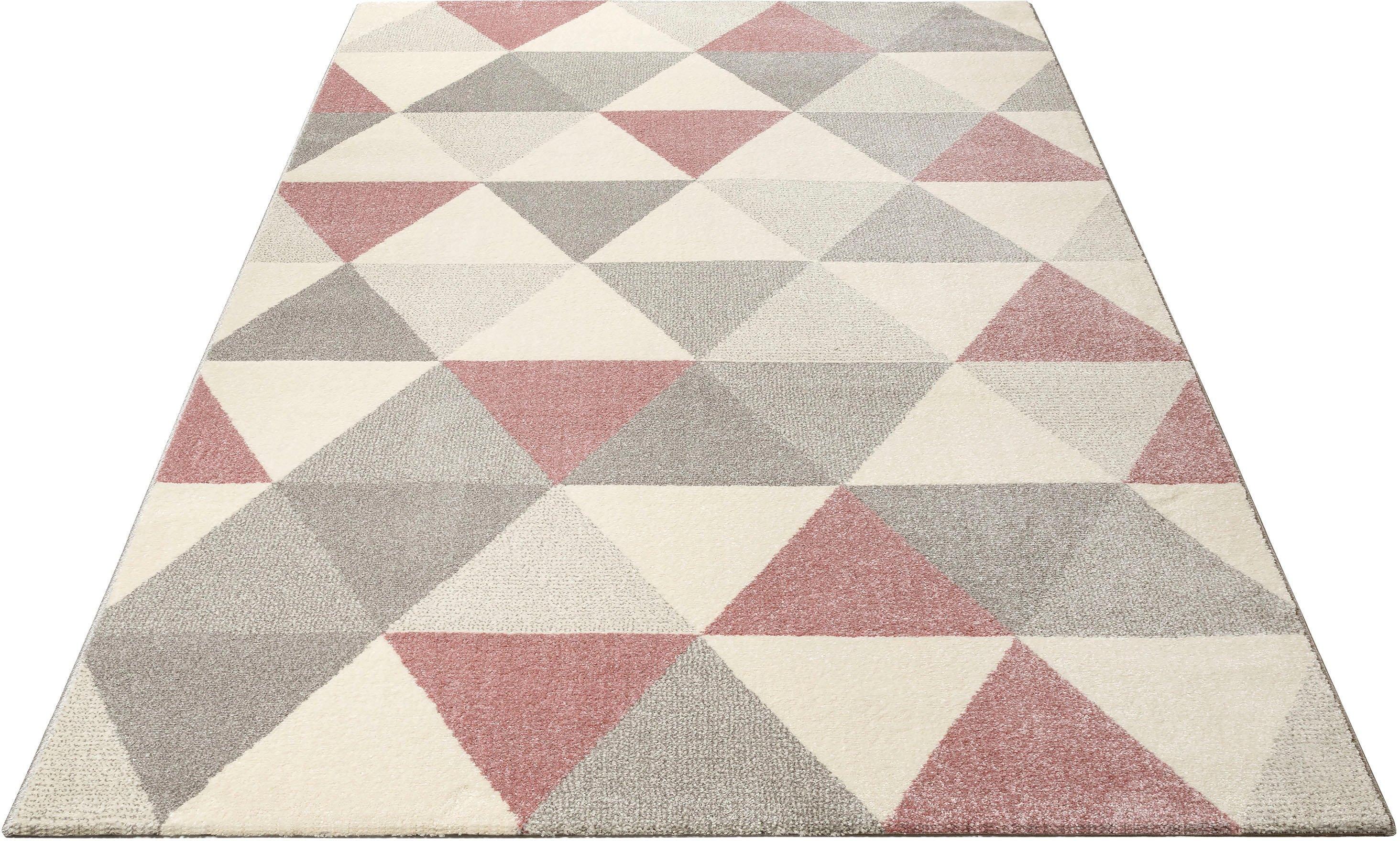 my home Vloerkleed Sarina Modern design, woonkamer nu online bestellen