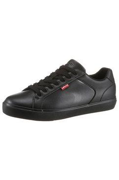 levi's sneakers woodward met ortholite uitvoering zwart