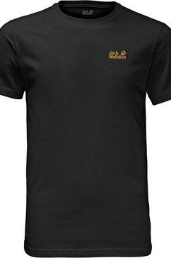 jack wolfskin t-shirt »essential«