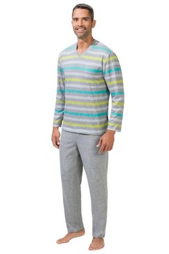 comte pyjama grijs