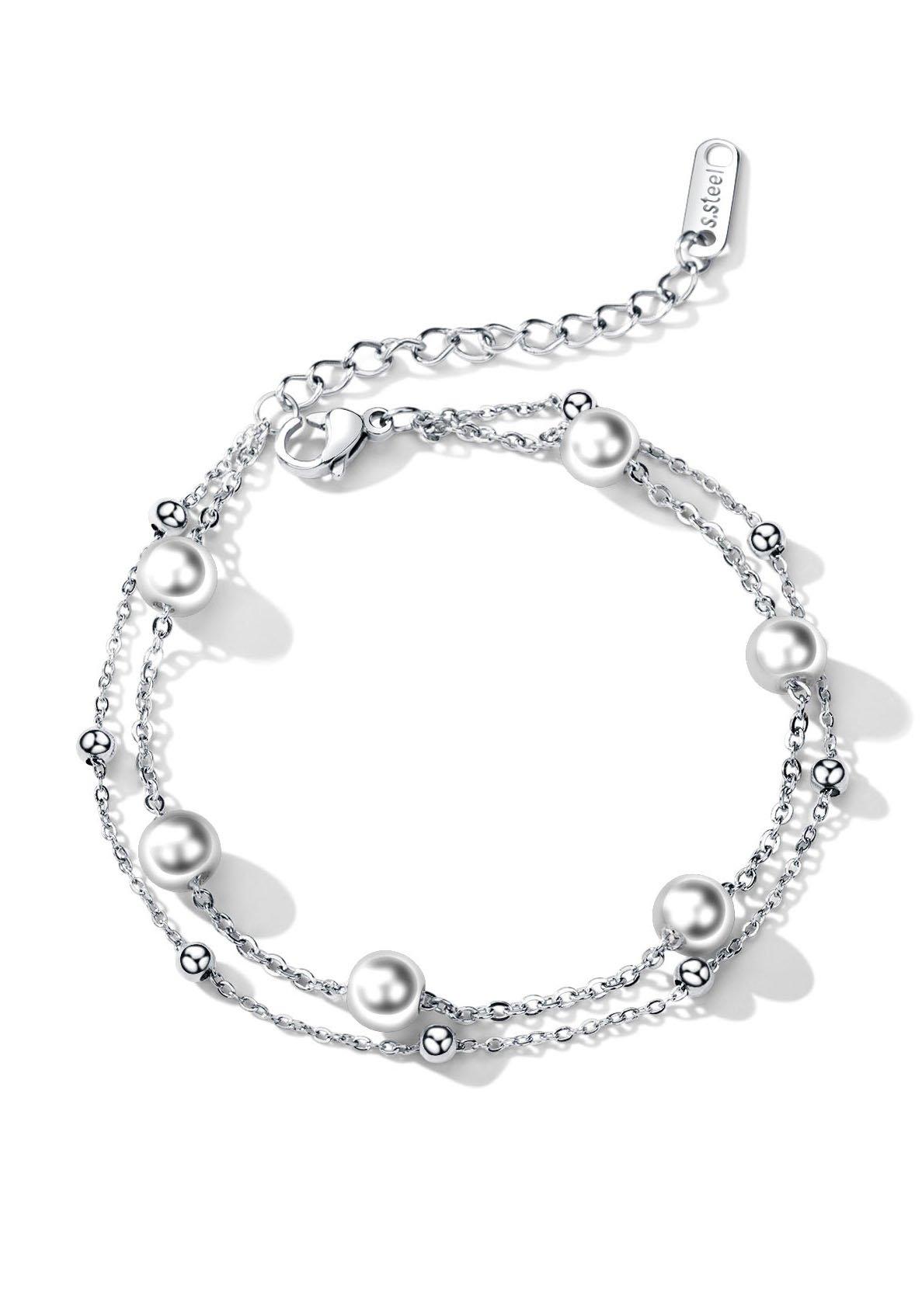 Firetti kralenarmband Pearls nu online kopen bij OTTO